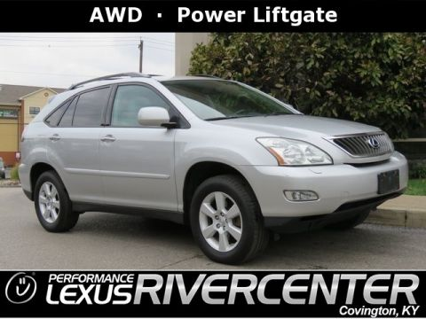 Pre-Owned 2009 Lexus RX 350