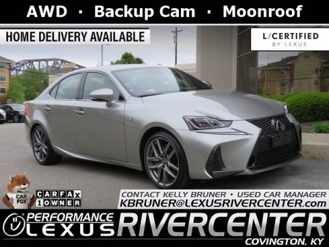 2019 Lexus IS 350