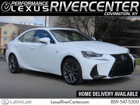 2020 Lexus IS 350 F SPORT